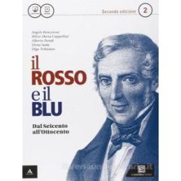 ROSSO E BLU (IL)   2° ED VOLUME 2   DAL `600 ALL` `800 Vol. 2