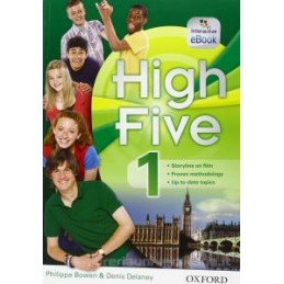 HIGH FIVE 1 SUPER PREMIUM (ST&SB&WB+EBK+CD) Vol. 1