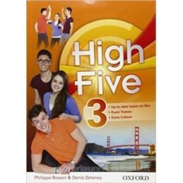HIGH FIVE 3 SUPER PREMIUM (ST&SB&WB+EBK+CD) Vol. 3