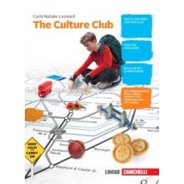 THE CULTURE CLUB - STUDENT`S BOOK (LDM) VERSIONE BOOKTAB Vol. U