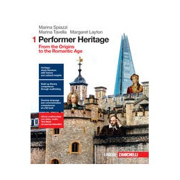 PERFORMER HERITAGE - VOLUME 1 (LDM) FROM THE ORIGINS TO THE ROMANTIC AGE Vol. 1