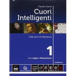 CUORI INTELLIGENTI EDIZIONE BLU VOLUME 1 + EBOOK + MODELLI DI SCRITTURA  Vol. 1