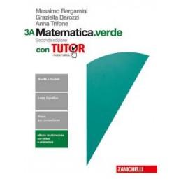 MATEMATICA.VERDE 2ED. - CONFEZIONE 3 CON TUTOR (LDM) SECONDA EDIZIONE. VOL. 3A + VOL. 3B Vol. 1