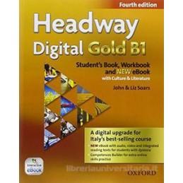 HEADWAY DIGITAL GOLD B1 SB&WB+OOSP+OLB EBK Vol. U