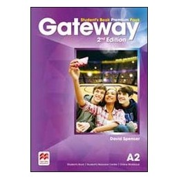 GATEWAY A2   2ED INTL - ITALY PK STUDENT`S BOOK + WORKBOOK+OWB+DIGITAL SB+DIGITAL CONTENTS Vol. U