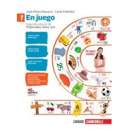 EN JUEGO - CONFEZIONE VOLUME 1 + A TRAVES DE LA CULTURA HISPANICA (LDM) SEGUNDA EDICION DI PREPARADO