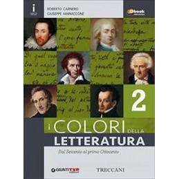 COLORI DELLA LETTERATURA 2  Vol. 2