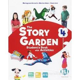 THE STORY GARDEN 4  Vol. 4