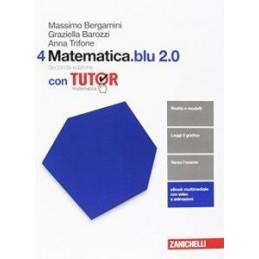 MATEMATICA.BLU 2.0 2ED. - VOLUME 4 CON TUTOR (LDM)  VOL. 2