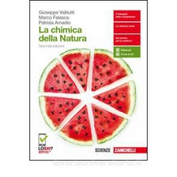 CHIMICA DELLA NATURA 2ED  (LA) - VOLUME UNICO (LDM)  Vol. U