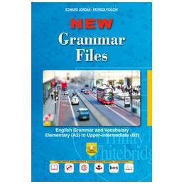 NEW GRAMMAR FILES + DVD (COD  CD 50227)  Vol. U