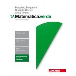 MATEMATICA.VERDE 2ED. - CONFEZIONE 3 (LDM) VOL. 3A + VOL. 3B Vol. 1