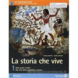 LA STORIA CHE VIVE 1  Vol. 1