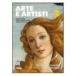 ARTE E ARTISTI 2  QUATTROCENTO SETTECENT