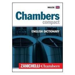 CHAMBERS COMPACT ENGLISH DICTIONARY