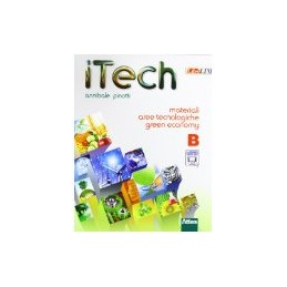 ITECH A+B +SCHEDE DISEGNO +DVD +TECH LAB
