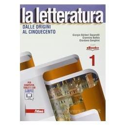 LETTERATURA (LA)  Vol. 1