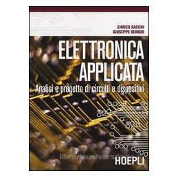 ELETTRONICA APPLICATA X 5 ITI