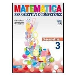 MATEMATICA PER OBIETTIVI  GEOMETRIA 3