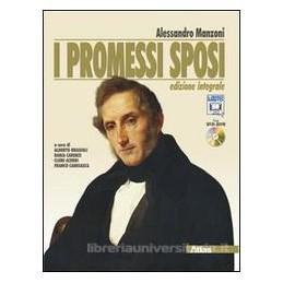 PROMESSI SPOSI (BRASIOLI CARENZI) +DVD
