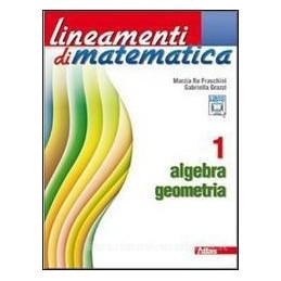 LINEAMENTI DI MATEMATICA 1  ALGEBRA GEOM