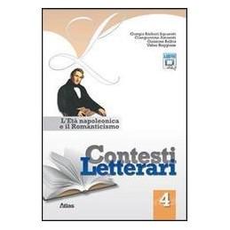 CONTESTI LETTERARI 4  ETA` NAPOL. ROMANT