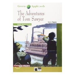 ADVENTURES OF TOM SAWYER +CD ROM