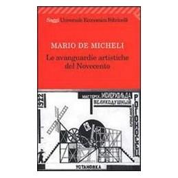 AVANGUARDIE ARTISTICHE DEL 900