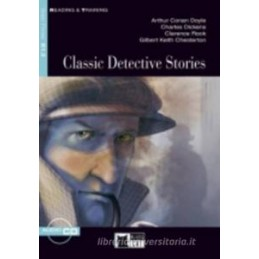 CLASSIC DETECTIVE STORIES +CD