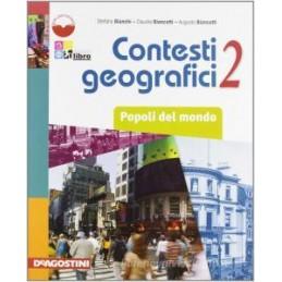 CONTESTI GEOGRAFICI 2 +LIBRO DIGITALE 2