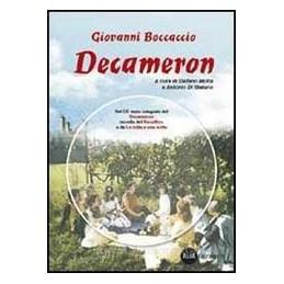 DECAMERON (MOTTA DI STEFANO) +CD ROM