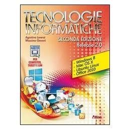 TECNOLOGIE INFORMATICHE  RELEASE 2.O XBN