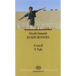 IO NON HO PAURA (VIOLA) X SUP.