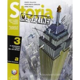 STORIA MAGAZINE 3A  PRIMO `900 +VERSO+CD