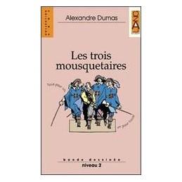 TROIS MOUSQUETAIRES (DUPORT) +CD