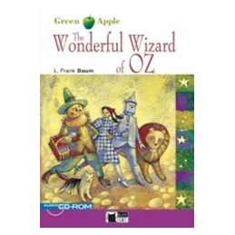 WONDERFUL WIZARD OF OZ +CD +CD ROM