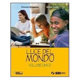 LUCE DEL MONDO + DVD   VOL. UNICO  (2 TO