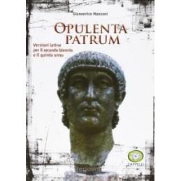 OPULENTA PATRUM  VERSIONI LATINE X TR