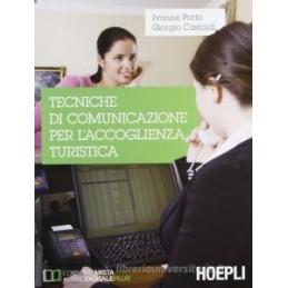 TECNICHE  DI COMUNICAZIONE ACCOGL.TURIST