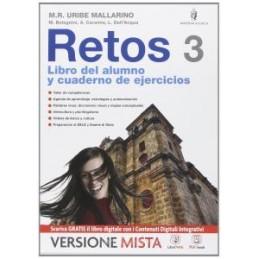 RETOS 3 +PALABRAS VIVAS 3