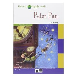 PETER PAN +CD