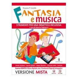 FANTASIA E MUSICA  ME BOOK