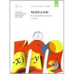 MATE.COM 3A ALGEBRA +3B GEOM. +3C QUAD.