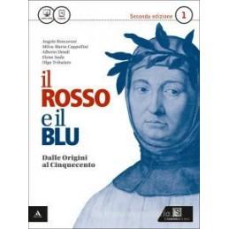 ROSSO E BLU (IL)   2° ED VOLUME 1   DALLE ORIGINI AL `500 + DIV. COMM. Vol. 1