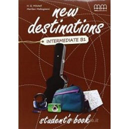 NEW DESTINATIONS INTERMEDIATE B1 PACK  Vol. 4