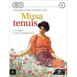 MUSA TENUIS TOMO 1 + TOMO 2 Vol. U