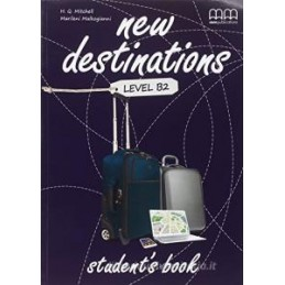NEW DESTINATIONS B2 PACK  Vol. 6