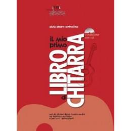 MIO PRIMO LIBRO DI CHITARRA. CON CD AUDIO (IL)