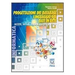 PROGETTAZIONE DEI DATABASE LING.SQL DATI