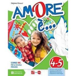 AMORE E 4-5  VOL. U